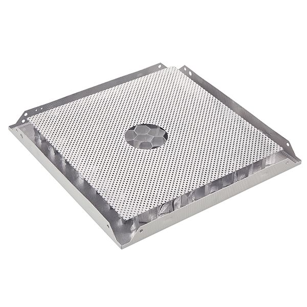 Micro-Perforated  Aluminum Honeycomb Backing
